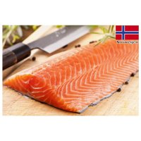 Lachs Filet 1,4-1,7 kg (Norwegen)
